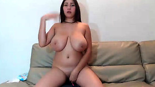 Video Mom Daughter big boobs striptease masturbation