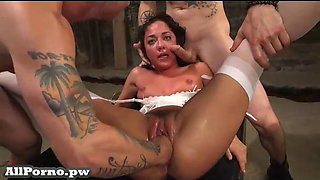 Brutal sex rollers in the basement