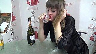 Drunk commercial