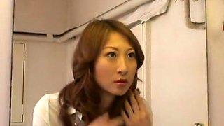 Chihiro Hara in Black Man's Toilet