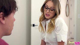 Kyler Quinn - Step Sisters School Uniform