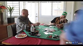 Poker Night with Cheating Wife