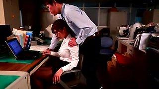 Crazy Japanese model Haruki Sato in Fabulous Stockings/Pansuto JAV clip