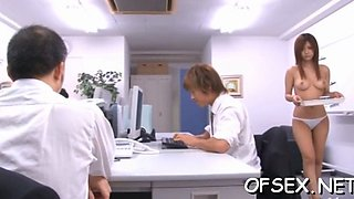 office hottie gets punished asian feature 2
