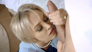 Stepson fucked his Stepmom with Big Boobs - Part 01