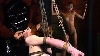 Second life bondage sexual subordination and aggressive bond