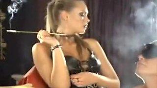 Crazy Amateur clip with Non Nude, Smoking scenes