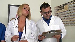 Cfnm Nurse Cumsprayed In Mouth