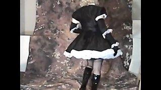 michelle olivetti transvestite jerk sqaure dance&franch maid