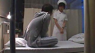 Best Japanese slut in Fabulous Nurse JAV movie