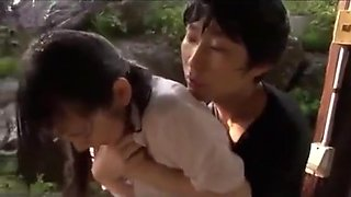 Petite Japanese Teens In Schoolgirl Uniform Abused &amp_ Fucked Hard