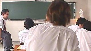 Temptation Female Teacher Honoka