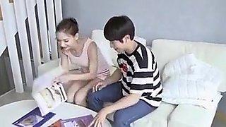 Crazy amateur Babysitters xxx video