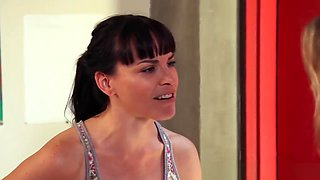 Taboo Milf Anally Pounded In A Threesome