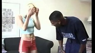 Incredible Shaved clip with British,Interracial scenes