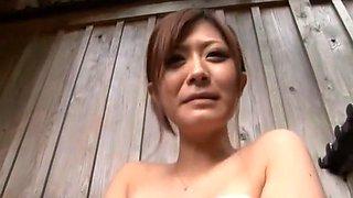 Amazing Japanese whore Haruki Sato in Fabulous Big Tits, Outdoor JAV video