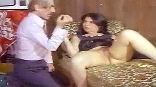 "Turkish film 'Capkinlar Krali""(Flirtatious Queen)"