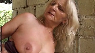 fuck my mother in law in the ass granny