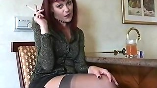 Smoking Fetish - Rubee Tuesday - Butts Up Dude