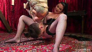 veruca dominates completely helpless ruckus