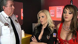 Brazzers - Hot And Mean -  Prostitute Trains
