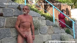 grandparents grandparents are fucking insane 240p