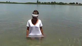 Crazy Homemade video with Beach, Outdoor scenes