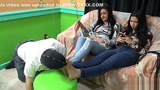 Brazil Feet domination