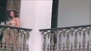 Teri Hatcher Spy Cam