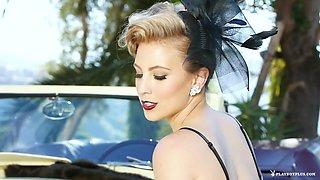 Chanel Elle in Retro Flirt - PlayboyPlus