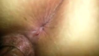 Turkish milf wife fucked in the wet pussy on closeup home sex video
